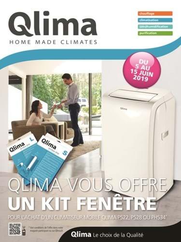 Qlima Vous Offre Un Kit Fenêtre Pour Climatiseur Mobile Qlimafr